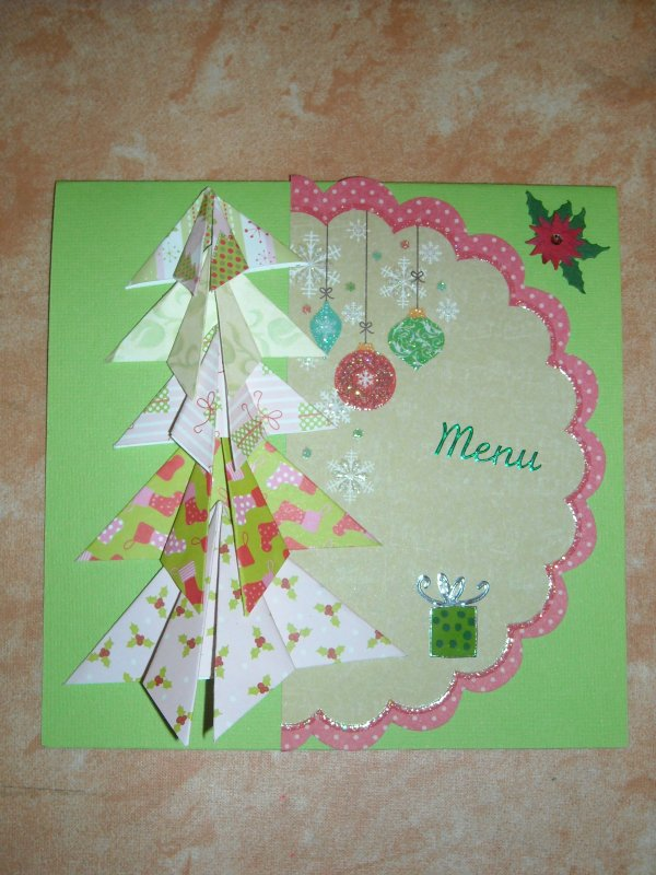 Mes menus de Noel 2013