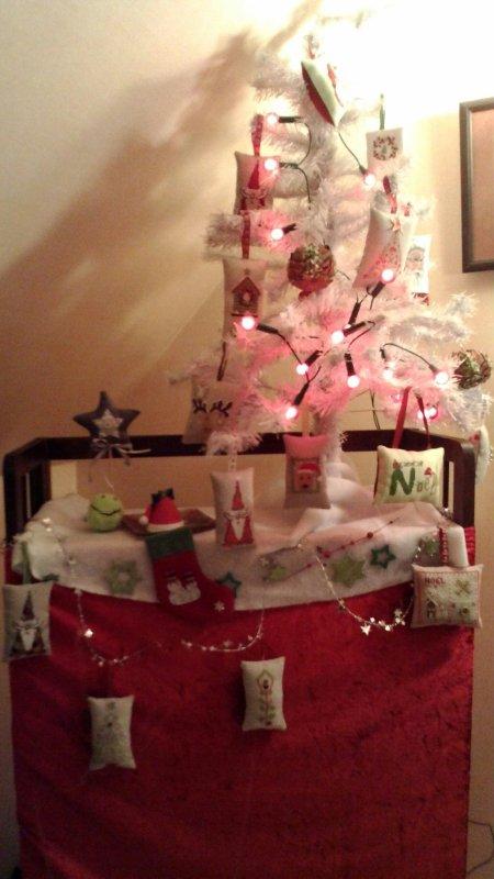 Noël 2015 ,mes décos.