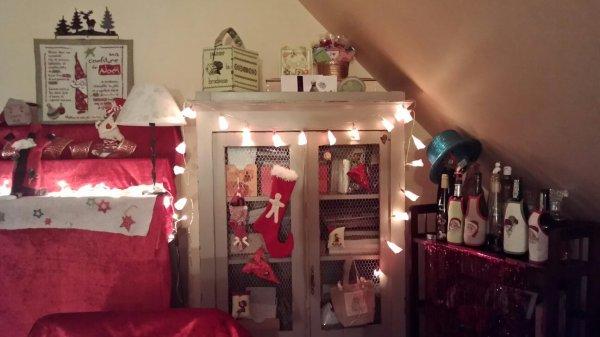 Noël 2015, les préparatifs.
