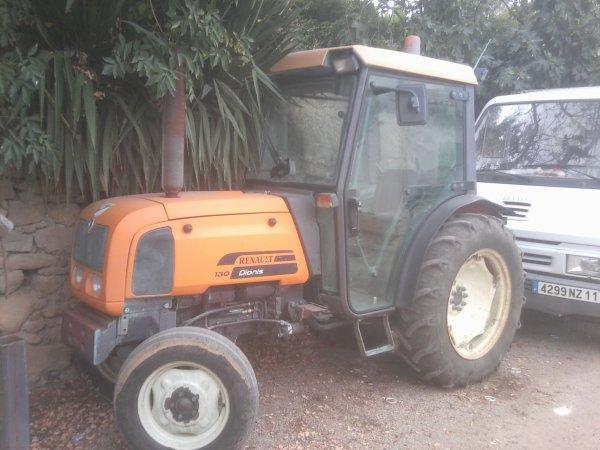Presentation d'un tracteur : RENAULT Dionis 130 !