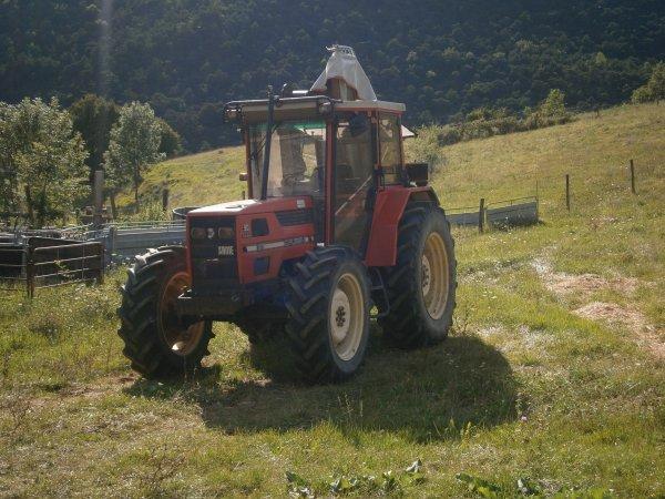 Foire MENGLON ( 26 ) - Same EXPLORER2 90 turbo  - 28 Aout 2011