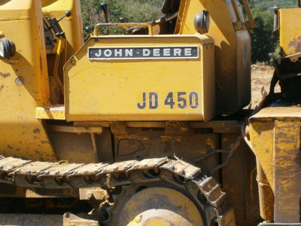 TP - JD 450 - 06 Aout 2011