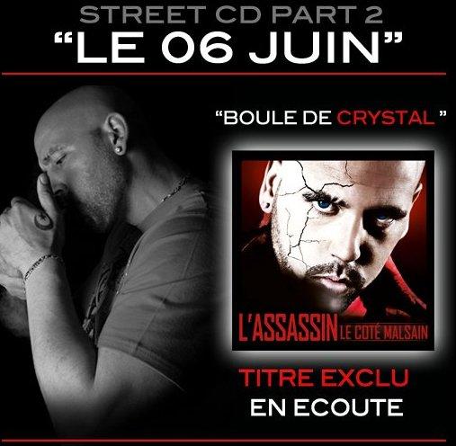 """RDV LUNDI 18H POUR ECOUTER """"BOULE DE CRISTAL""""..."""