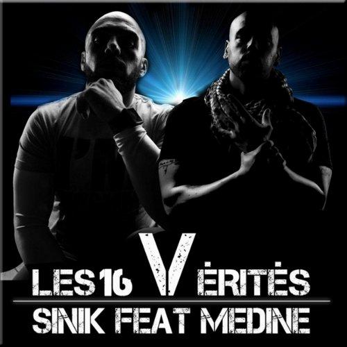 LES 16 VERITES déjà sur ITUNES!!!! FAITES VOUS PLAISIR ET FAITES TOURNER  NOUVEL ALBUM 24 SEPTEMBRE http://itunes.apple.com/fr/album/les-16-verites-feat.-medine/id554742549