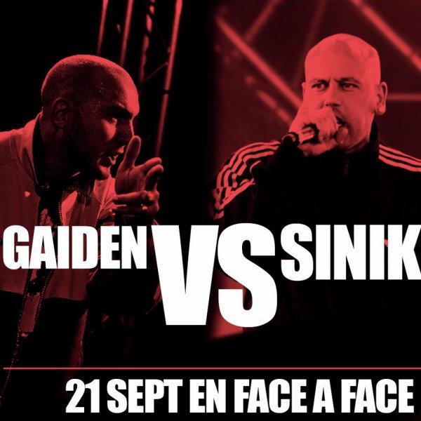 GAIDEN VS SINIK