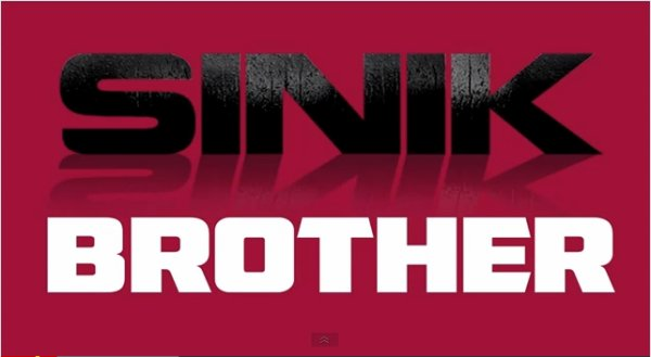 La plume et le poignard  / Sinik - Brother (2012)