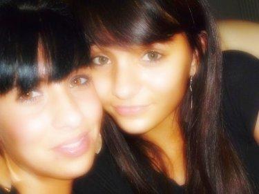 Malgré tout je t'aime ma soeur <3!
