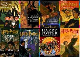 Harry Potter!!! Mes livres préféré depuis que j'ai 8 ans.