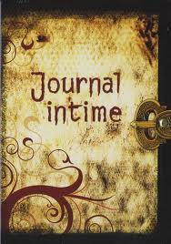 Un journal Intime.
