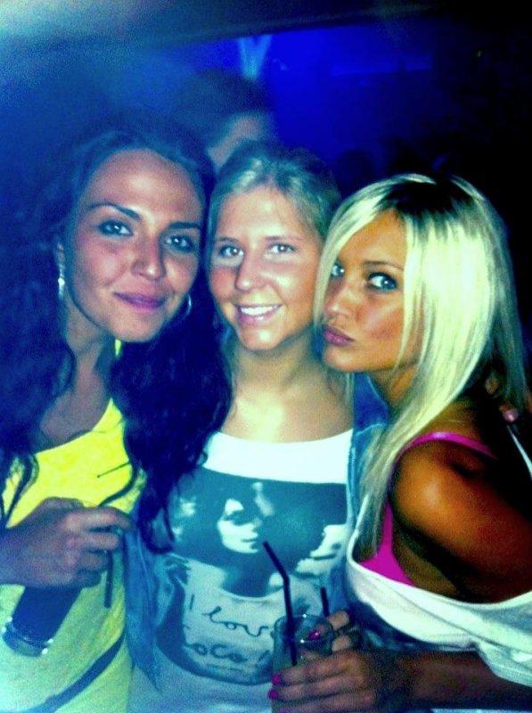 Emilie De Corte,Joyce Bodet et moi