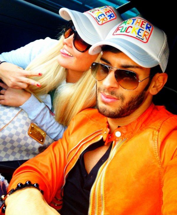 samir et moi :-)