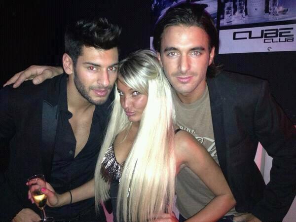 Samir,Thomas et moi