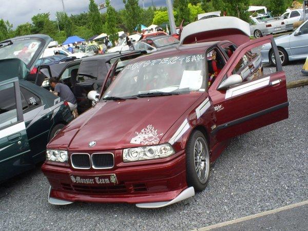 Ma Voiture BMW E36 318 TDS