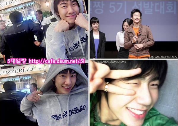 """Des photos de Gun, autrefois ulzzang! Il a été révélé que Gun avait lui aussi comme les idoles coréennes Park Han Byul, Park Shin Hye ou encore Ju Yeon (After School) débuté en temps qu'ulzzang. Il aurait commencé à gagner en popularité grâce à un concour internet """"5th Generation"""" ๑"""