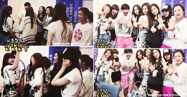 A-Pink en salle de répétition | A-Pink sur MBC ChinHan ChinGu Radio | Photos personnelles postées ces derniers temps