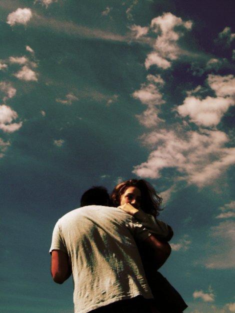 Au cours de toutes mes aventures je n'ai trouvé personne que j'aimais plus que toi. Personne.
