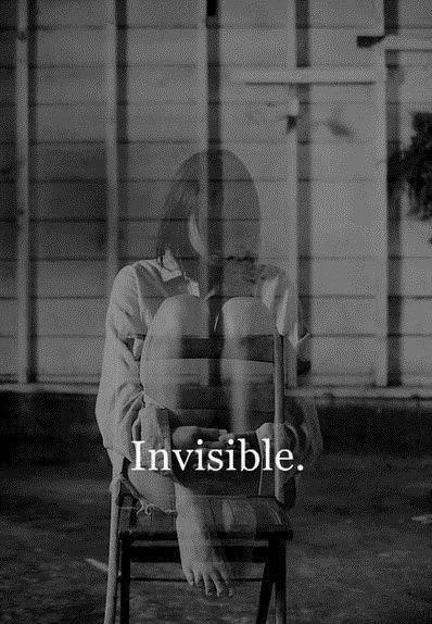 Donc je suis devenue invisible pour toi ? C'est cool j'ai toujours voulu avoir un super pouvoir.