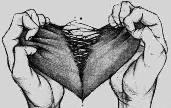 Tout coeur qui n'est pas brisé n'est pas un coeur