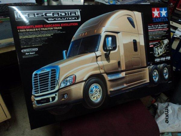 Freight cascadia 001