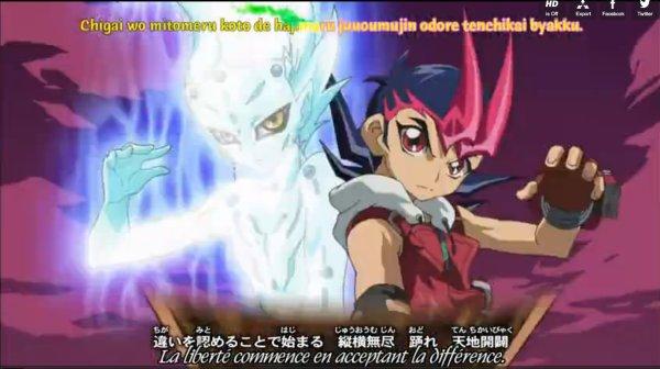 Episode de yu-gi-oh Zexal en VOSTF ou VF