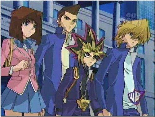 Yu-gi-oh Episodes des saisons!
