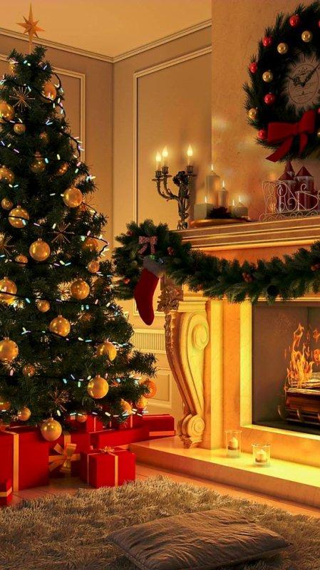 C'est Noel alors du fond du c½ur joyeux Noel à tous