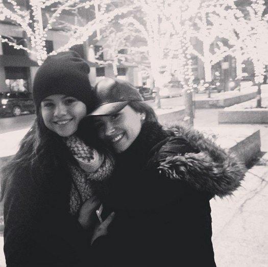 Selena reconnecte avec Demi