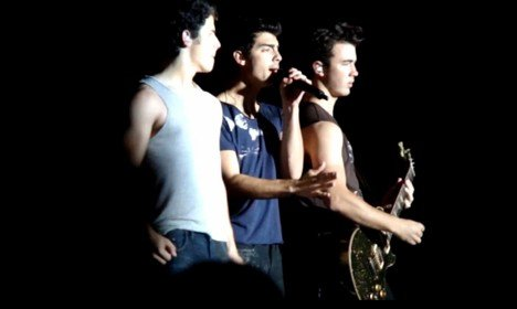 jonas brothers:live in concert tour Buenos Aires, Argentina