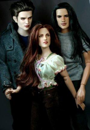 Les poupées de twilight