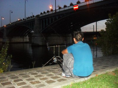 .... CARPE STREET FISHINGGGG ..... <3