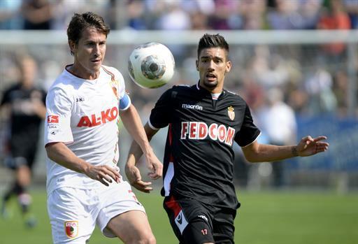 Augsbourg 1-0 Monaco