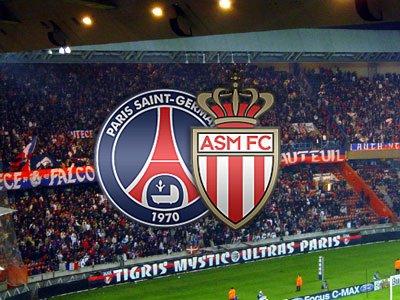 PSG 1-1 Monaco