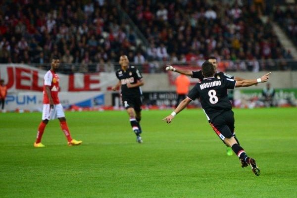 Reims 1-1 Monaco