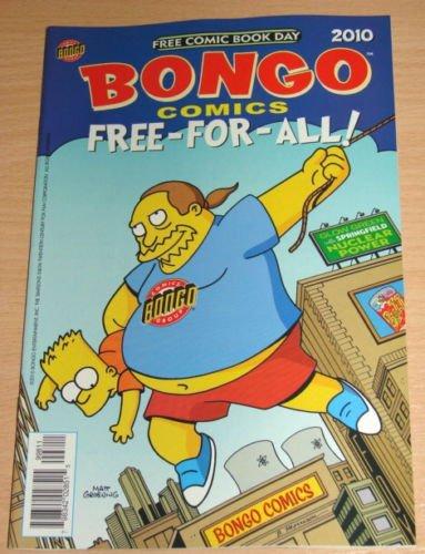 Free Comic Book Day 2010
