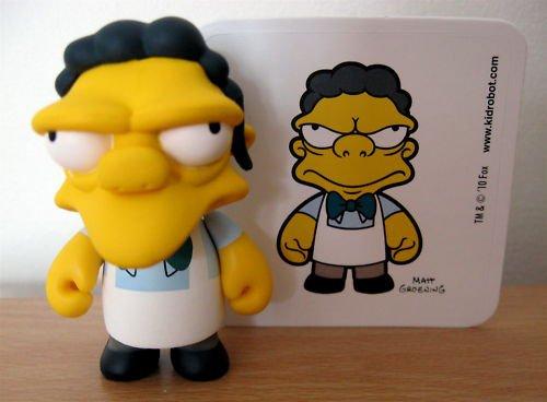 Kidrobot Moe série 2!