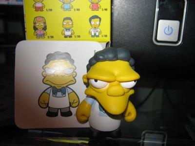 Kidrobot Moe série 2 enfin arrivé!