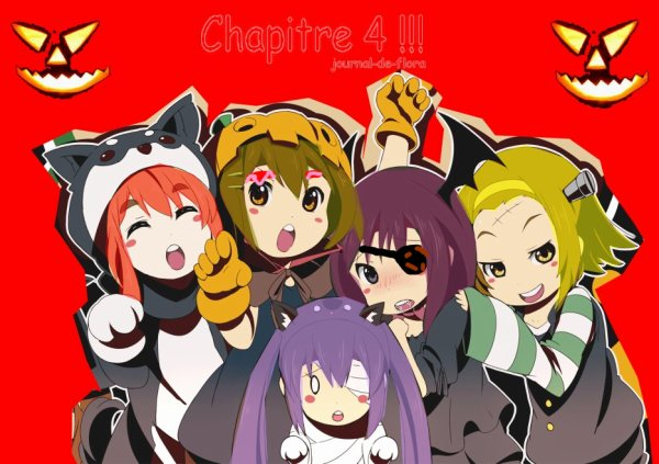 Chapitre 4 : L'halloween de france