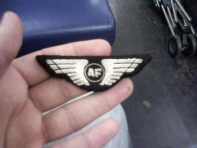 Assez Ailes AF - PNC Air France YH98