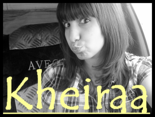 xKheira .♥