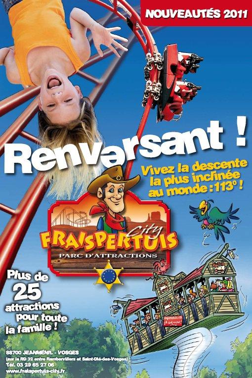 affiche  fraispertuis city 2011