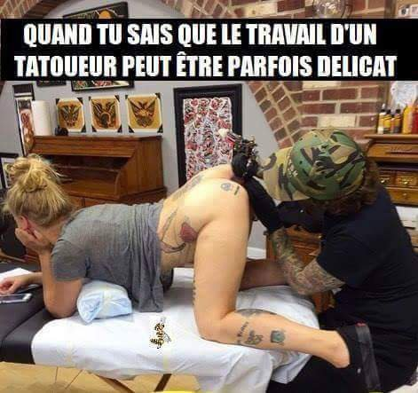 Timing Et Tatouage