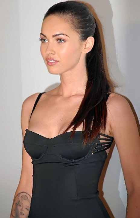 ♥ MEGAN FOX - INNA ♥