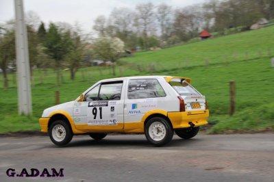Rallye du Pays de Caux 2011