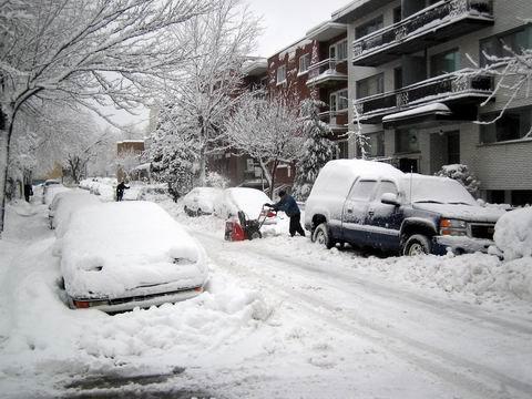 Neige en France: Raconte tes galères....
