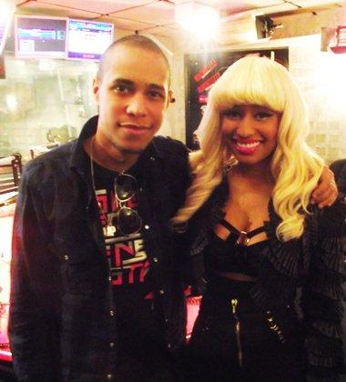 Nicki Minaj dimanche soir dans la webreal tv à 21h!