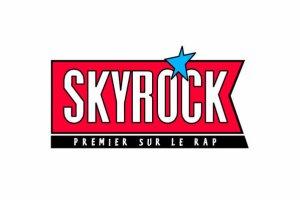 Skyrock: 1ère radio musicale à paris/Idf