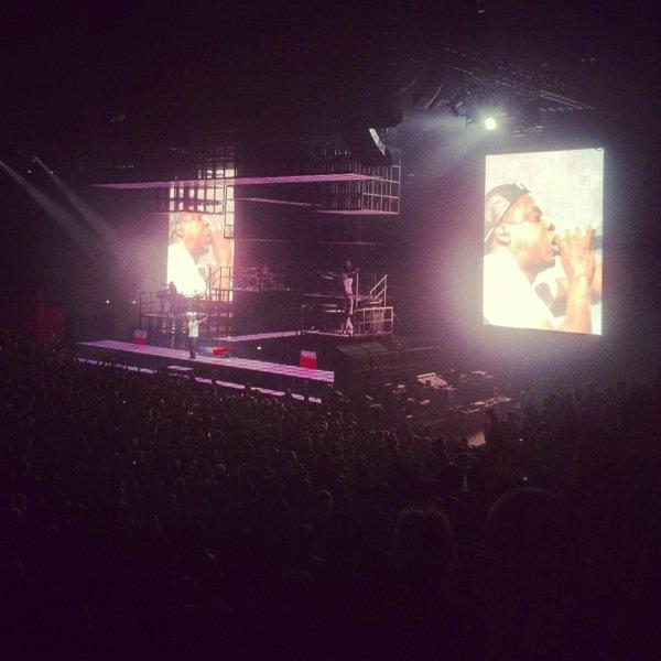 Jay-Z Bercy , concert Skyrock