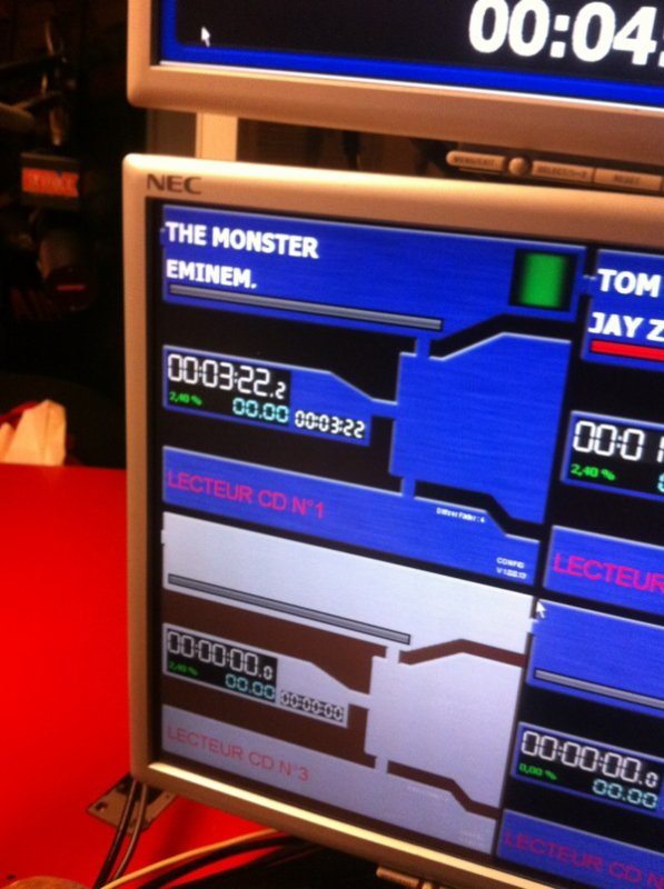 Toutes les heures sur #Skyrock #TheMonster