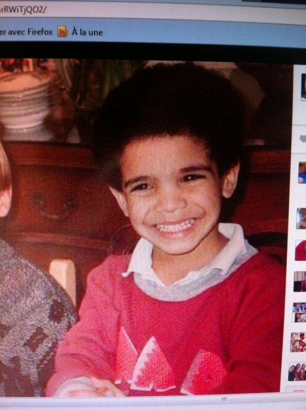 Drake enfant!