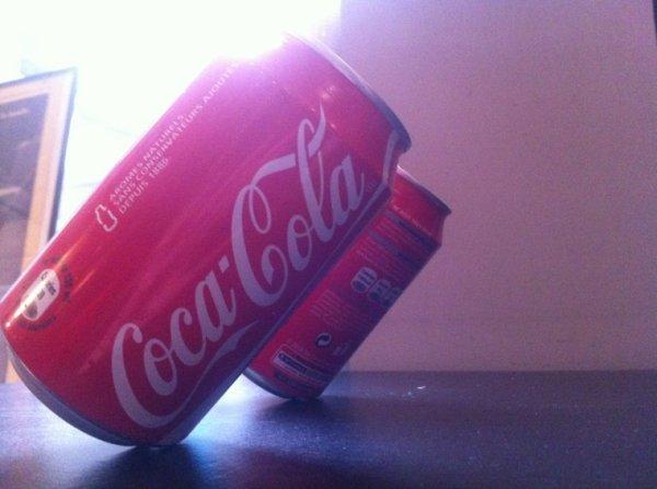 Le Art Coca par les stagiaires de Skyrock